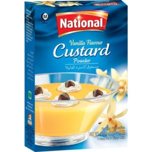 National Vanilla Custard (300 Grams)