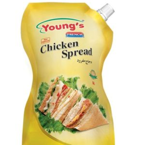 Young's Chicken Spread (Karachi mart, online grocery)