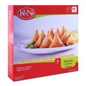 KNs-Chicken-Samosa-30-Pieces (frozen food products)