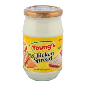 Young's Chicken Spread Barbecue (300 ml) (onlne grocery, karachi mart)