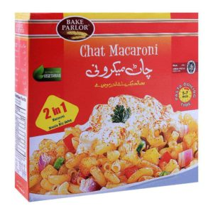 Bake Parlor Chat Macaroni 250 grams