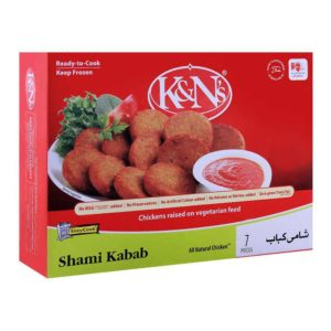 KNs-Shami-Kabab-7-Pieces (Frozen Food Online)
