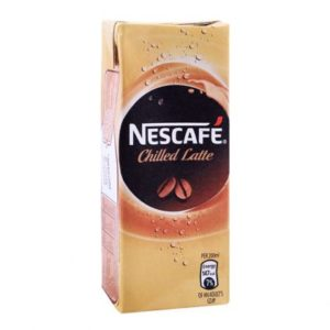 Nescafe Chilled Latte 200ml