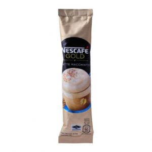 Nescafe Gold Latte Macchiato Coffee, 20g, Single Serve