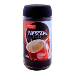 Nestle Nescafe Classic Coffee