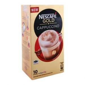 Nestle Nescafe Gold Cappuccino Coffee