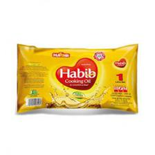 Habib Nayab Cooking Oil Pouch 1ltr daily ease