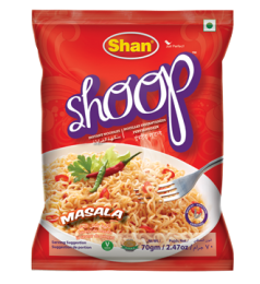 Shan Shoop Noodle Chattpata Flavoured 65g